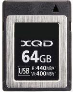 Sony 64GB XQD memory G 440RD-400WR (QD-G64E-N)