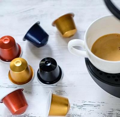 كابسولات القهوة