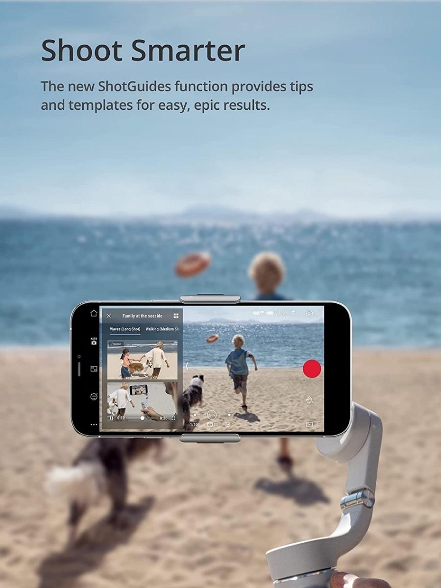 DJI OM5 smartphone Stabilizer