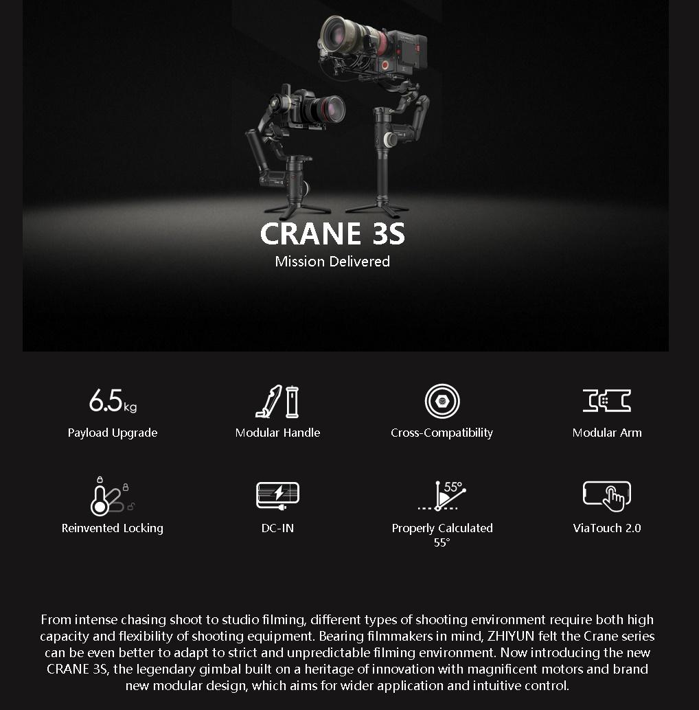 CRANE 3S
