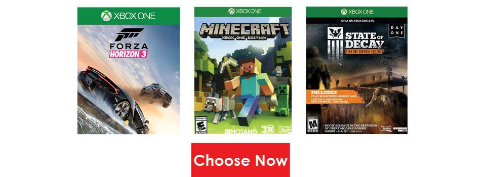 choose games