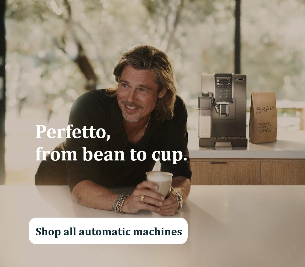delonghi perfetto from bean to cup